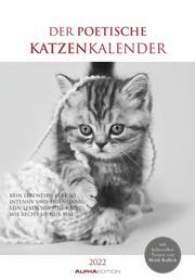 Der poetische Katzenkalender 2022