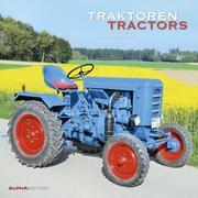Traktoren Classics 2022 - Broschürenkalender 30x30 cm (30x60 geöffnet) - Kalender mit Platz für Notizen - Bildkalender - Wandplaner - Wandkalender