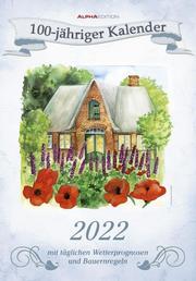 100-jähriger Kalender 2022