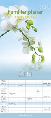 Familienplaner Zen 2022