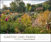 Gärten und Parks 2022