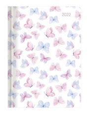 Ladytimer Grande Pastel Butterflies 2022