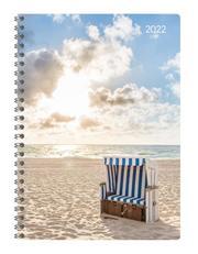 Ladytimer Ringbuch Beach 2022