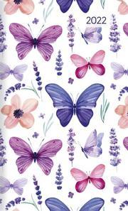 Taschenplaner Style Schmetterling 2022
