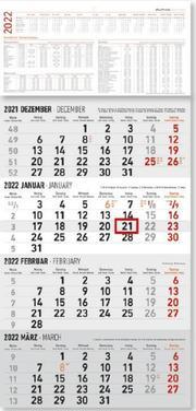 4-Monatskalender 2022