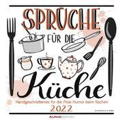 Sprüche für die Küche 2022