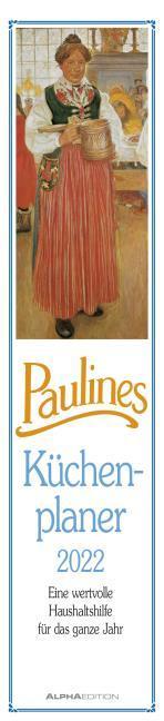 Paulines Küchenplaner 2022