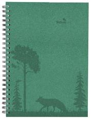 Wochenplaner Nature Line Forest 2022 - Cover
