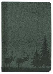 Buchkalender Nature Line Pine 2022