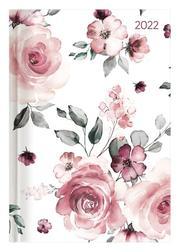 Buchkalender Style Roses 2022