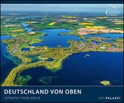 Deutschland von oben 2022 - Cover