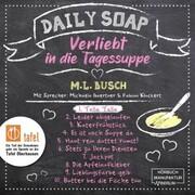 Yalla Yalla - Daily Soap - Verliebt in die Tagessuppe - Montag,(ungekürzt)