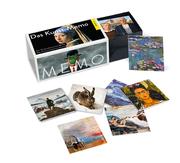 Das Kunst-Memo/The Art Matching Game
