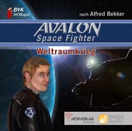 Hörspiel zu Avalon Space Fighter - Weltraumkrieg