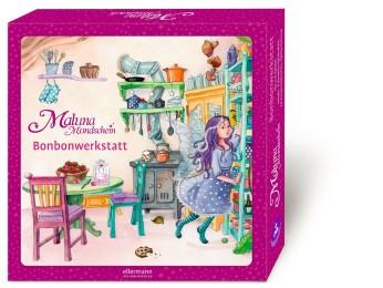 Maluna Mondschein - Bonbonwerkstatt - Cover