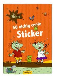 Die Olchis: 50 olchig coole Sticker