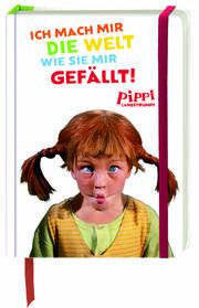 Notizbuch 'Pippi Langstrumpf'