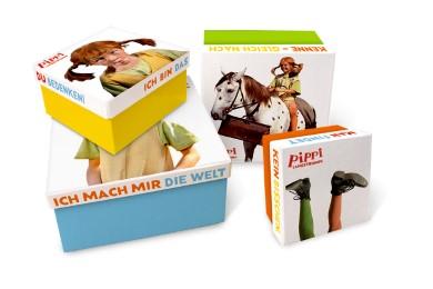 Geschenkbox 'Pippi Langstrumpf'