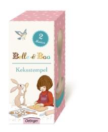 Keksstempel 'Belle & Boo'