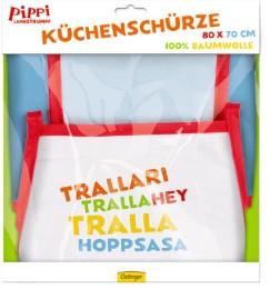 Küchenschürze 'Pippi Langstrumpf'