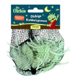 Die Olchis Olchige Krabbelspinnen - Cover