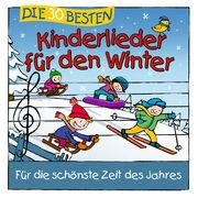 Die 30 besten Kinderlieder für den Winter