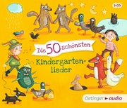 Die 50 schönsten Kindergartenlieder