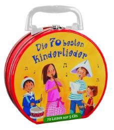 Die 70 besten Kinderlieder - Mein Hörbuch-Koffer