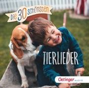 Die 30 schönsten Tierlieder - Cover