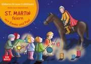St. Martin feiern mit Emma und Paul