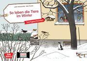 So leben die Tiere im Winter