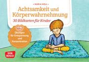 Achtsamkeit und Körperwahrnehmung - 30 Bildkarten für Kinder