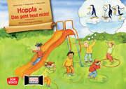 Hoppla - Das geht heut nicht! Eine Bilderbuchgeschichte übers Abstandhalten.