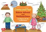 Emma und Paul feiern Advent und Weihnachten