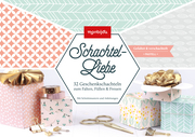 Schachtel-Liebe - pastell