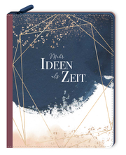 Notizbuch - Mehr Ideen als Zeit - Cover