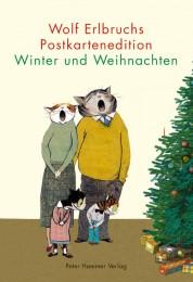 Wolf Erlbruchs Postkartenedition - Winter und Weihnachten