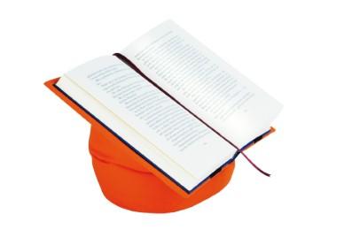 Lesekissen Leselotte Orange