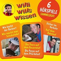 Willi wills wissen Sammelbox 1