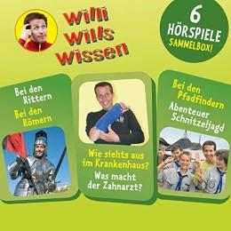 Willi Wills Wissen Sammelbox 3
