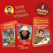 Willi Wills Wissen Sammelbox 4