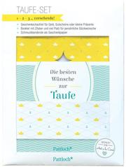 Taufe-Set - Cover