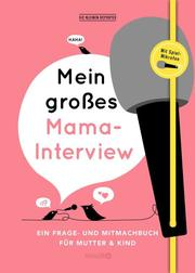 Mein großes Mama-Interview - Cover