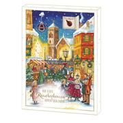 Der echte Räucherkerzen-Adventskalender - Cover