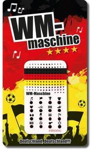 WM-Maschine - Soundmaschine Deutschland - Cover