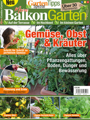 GartenTipps Spezial: Mein Balkongarten