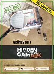 Hidden Games Tatort - Grünes Gift