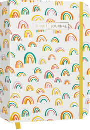 Bullet Journal 'Rainbows'