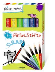 Krickel-Krakel Pinselstifte
