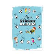 Mein Stickeralbum Fußball